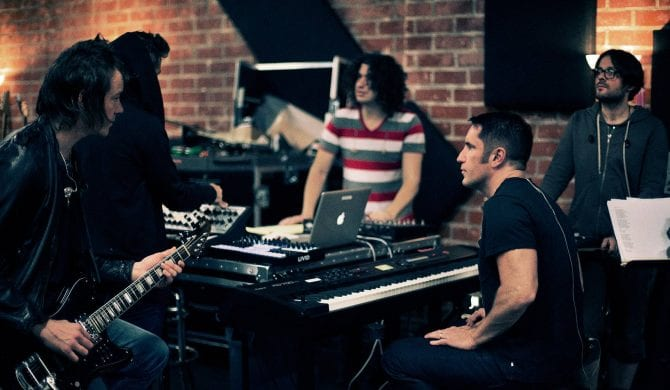 """Nine Inch Nails i Gary Numan udostępnili klip do """"Metal"""""""