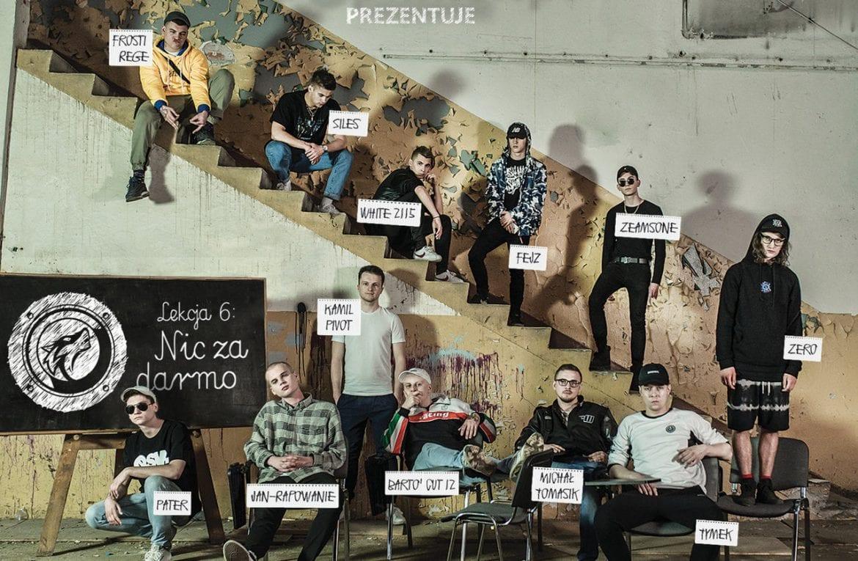 """""""Popkiller Młode Wilki 6""""- płyta już w sklepach"""