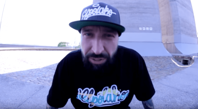 Polski raper został zatrzymany za posiadanie marihuany
