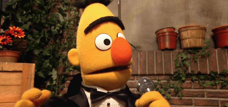 """Bert i Ernie z """"Ulicy Sezamkowej"""" przerabiają hip-hopowy klasyk"""