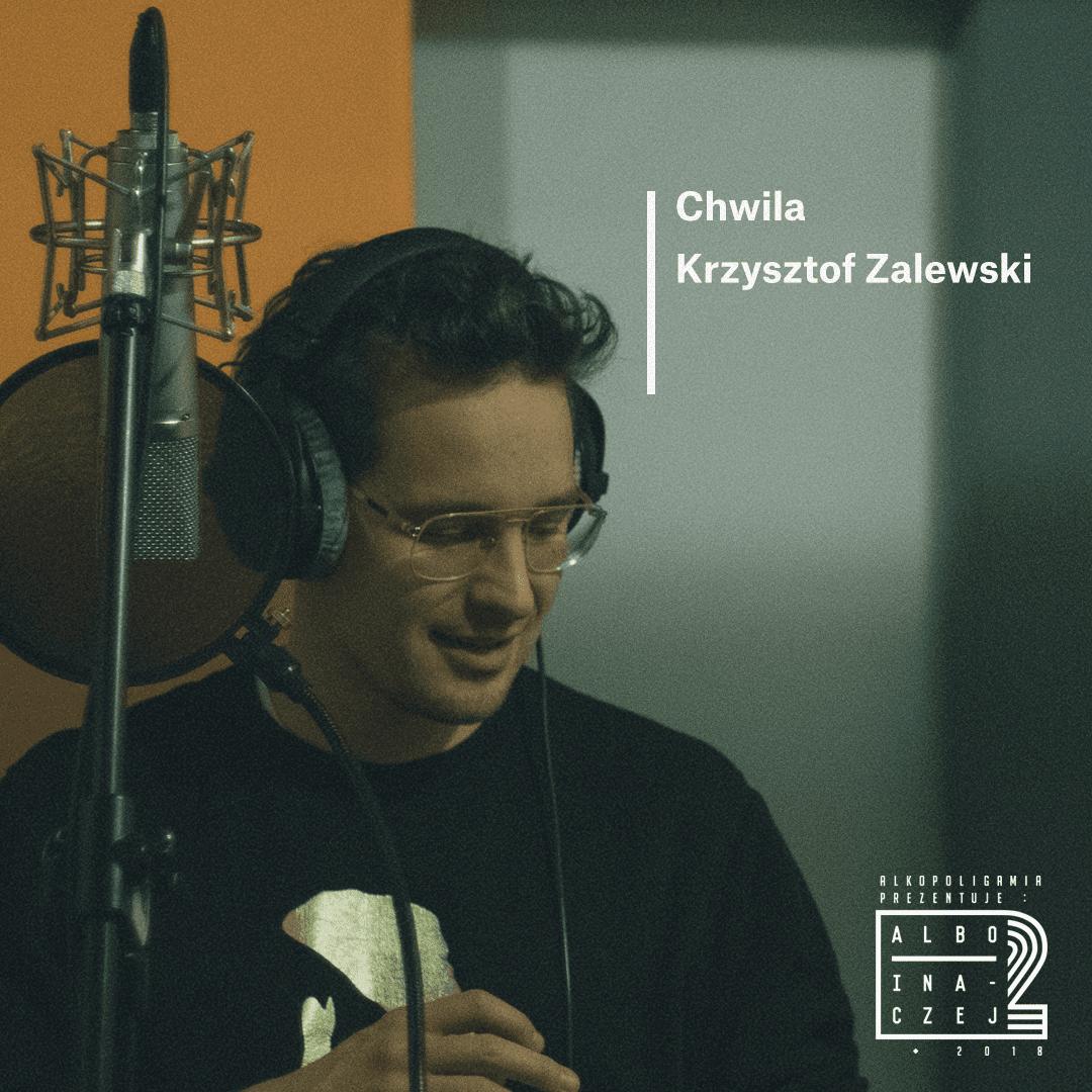Krzysztof Zalewski z klasykiem od Numera Raz