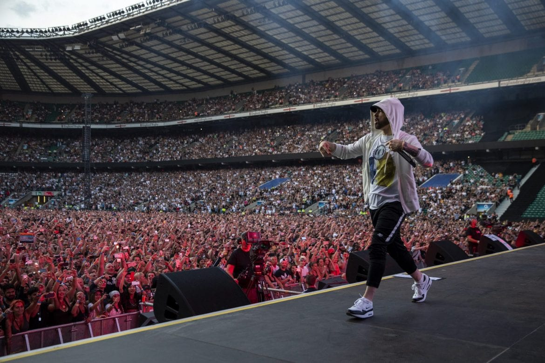 """Niespodziewana płyta Eminema! Posłuchaj """"Kamikaze"""""""