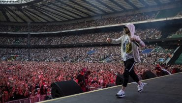 Czy beef z MGK trwa? Eminem odpowiada na nowej płycie