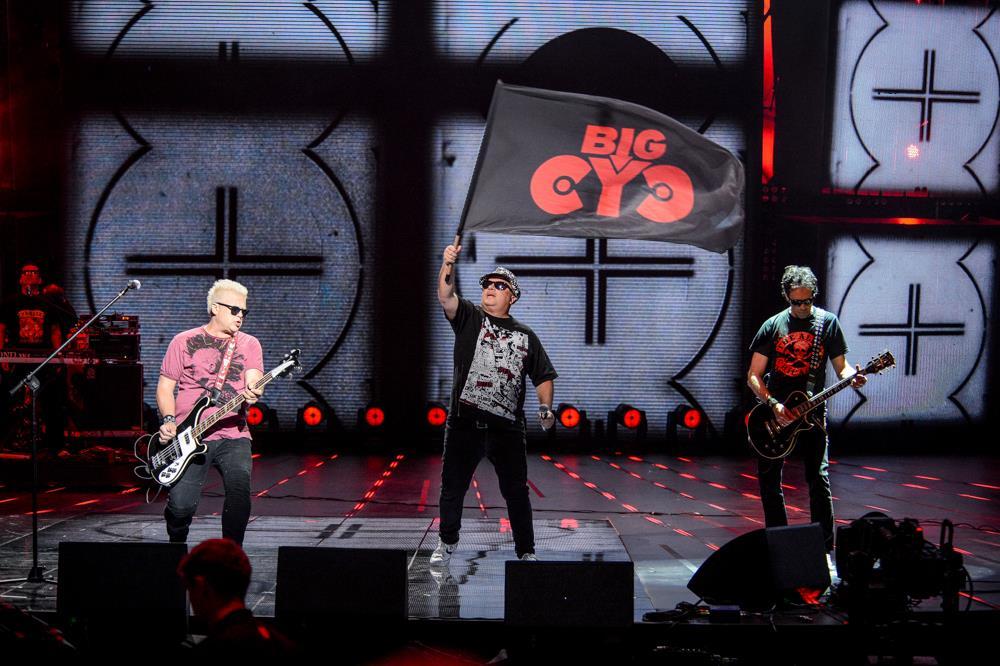 TVP odpowiada grupie Big Cyc