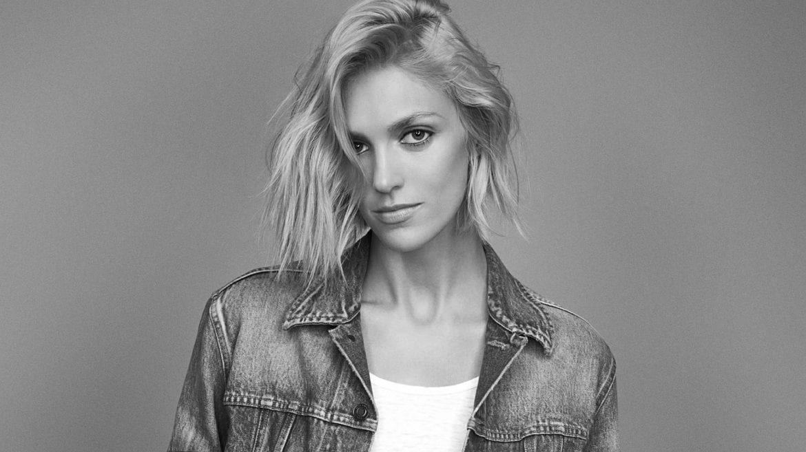 Anja Rubik gościem Pol'and'Rock Festivalu