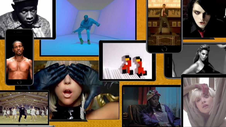 Billboard wybrał najlepsze teledyski XXI wieku