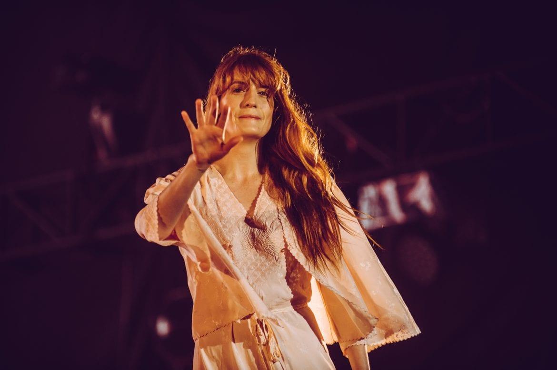 Florence Welch wspomina pierwsze zetknięcie z głosem Adele
