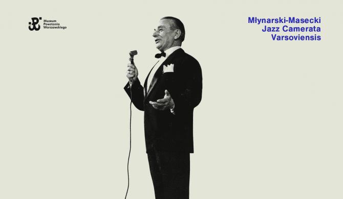 Jazz Band Młynarski-Masecki interpretuje piosenki Mieczysława Fogga