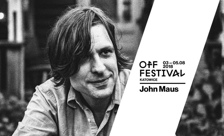 Nie odbędzie się koncert Johna Mausa na OFF Festivalu