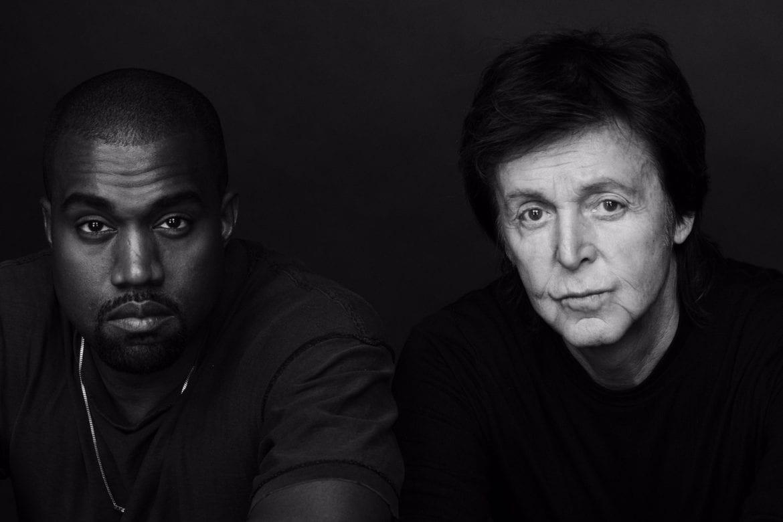 """Kanye West """"uwięził"""" Paula McCartneya?"""