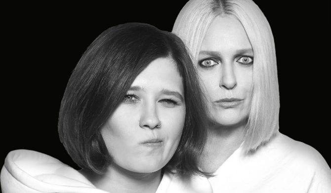 Nosowska i Zamilska z nową wersją znanego utworu