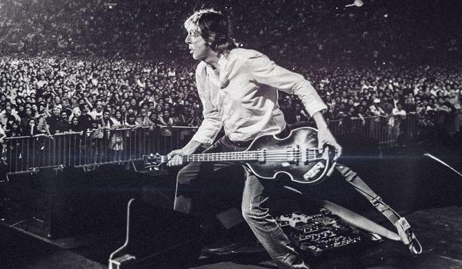 Paul McCartney przyjedzie do Polski