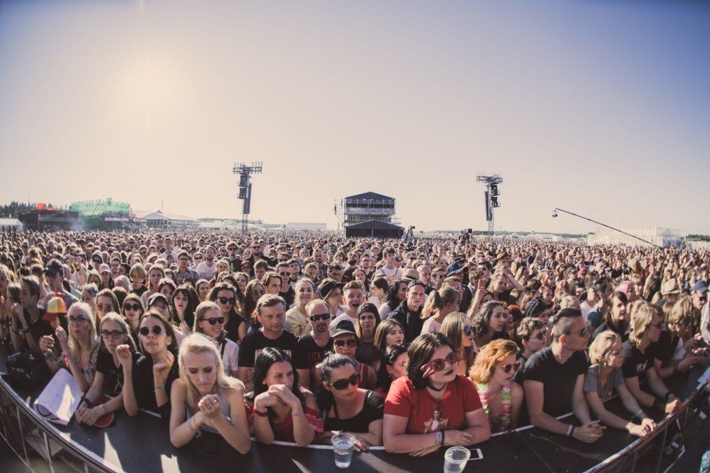 Dwie osoby zmarły na festiwalu muzycznym. Organizator komentuje