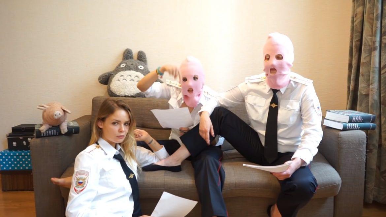Pussy Riot z wyrokiem za incydent z finału mundialu