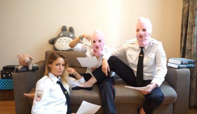 Pussy Riot zatrzymani w chwili opuszczenia aresztu