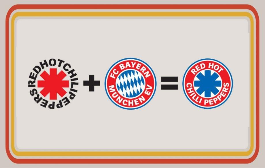 Co wyjdzie z połączenia logotypów zespołów i drużyn piłkarskich?