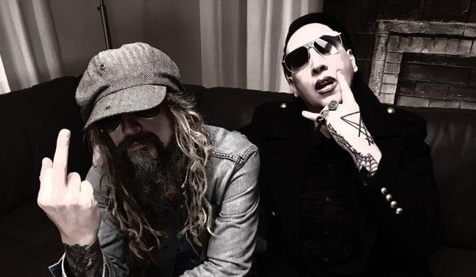 Rob Zombie i Marilyn Manson przerabiają The Beatles