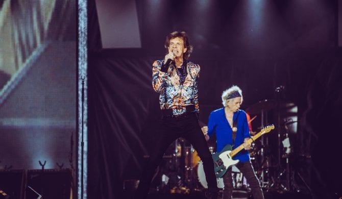 The Rolling Stones grożą prezydentowi Stanów Zjednoczonych