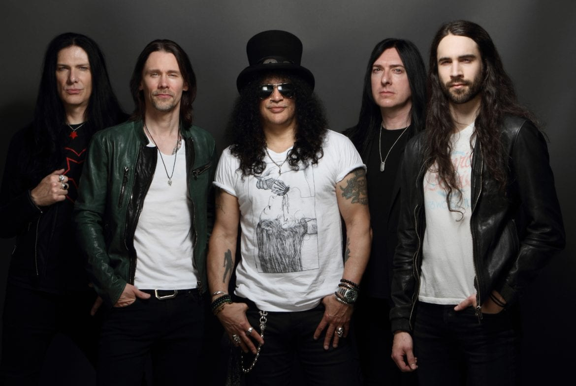 "Slash prezentuje ""Mind Your Manners"" (wideo)"