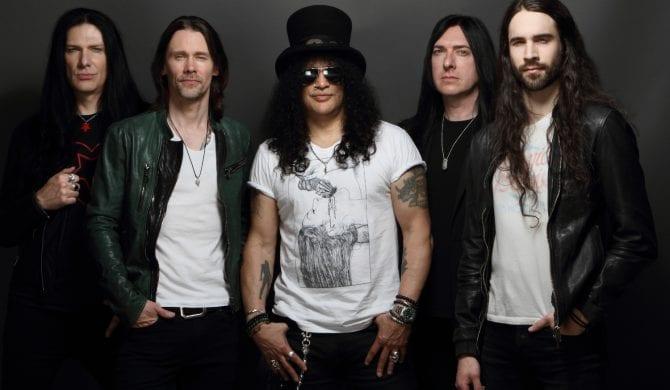"""Slash prezentuje """"Mind Your Manners"""" (wideo)"""