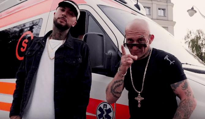 """Malik Montana i Sobota z klipem do """"Teraz i Tu"""""""