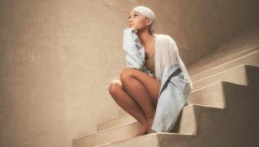 Ariana Grande z wyjątkową wersją swojego hitu z kwarantanny
