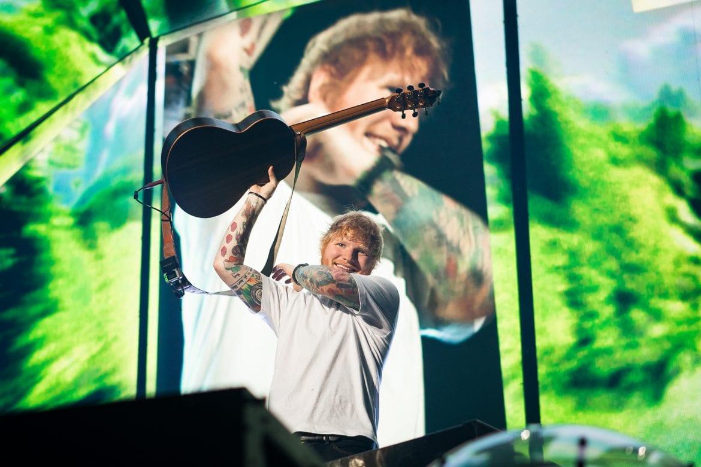 Ed Sheeran zarobił w 2018 więcej niż ktokolwiek w ostatnich 30 latach