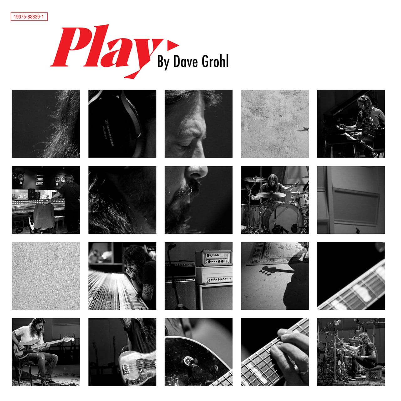 """Dave Grohl – """"Play"""""""