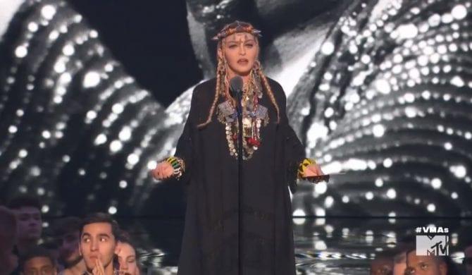 Madonna skrytykowana za formę hołdu dla Arethy Franklin