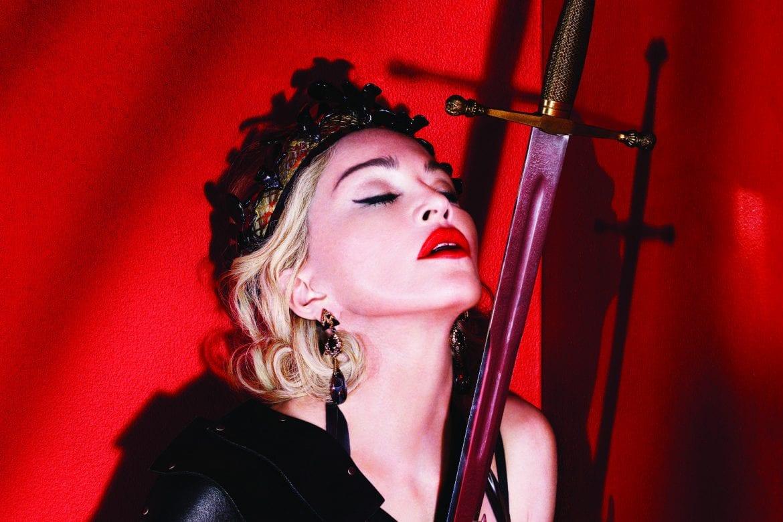 """Madonna tłumaczy się z """"hołdu"""" dla Arethy Franklin"""
