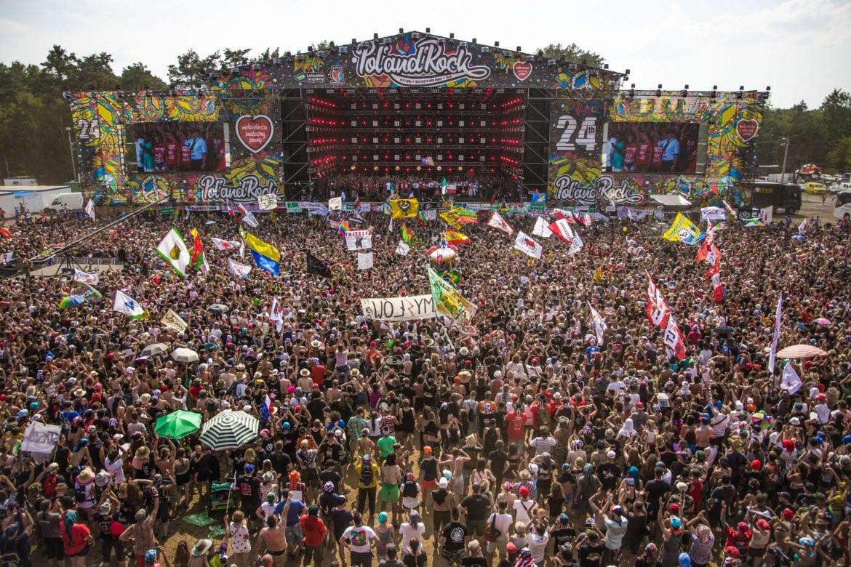 Pol'and'Rock: setki tysięcy festiwalowiczów czekało na ten koncert