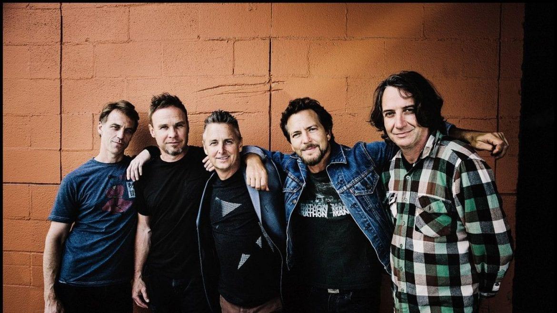 Gwiazda NBA na scenie z Pearl Jamem (wideo)