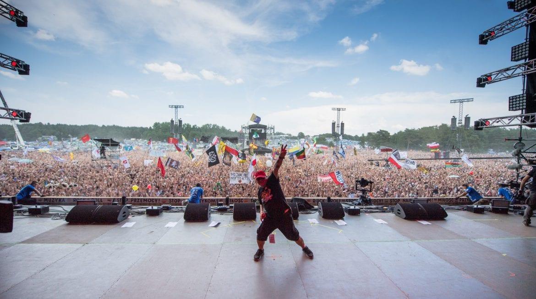 Potrójne ogłoszenie Pol'and'Rock Festivalu