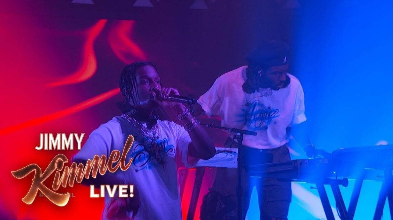 Blood Orange i A$AP Rocky z nowym kawałkiem u Kimmela