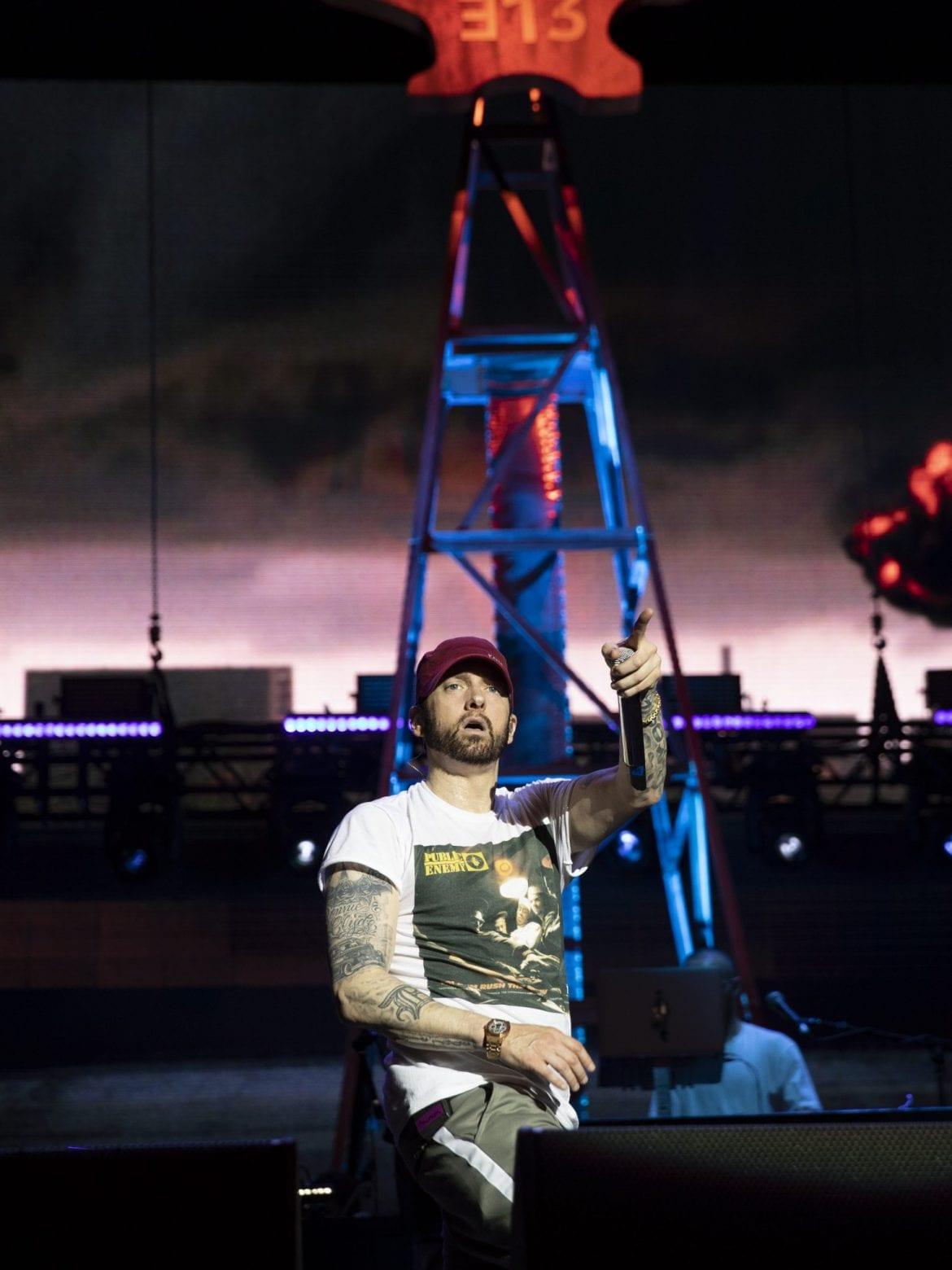Eminem przyjedzie do Polski?