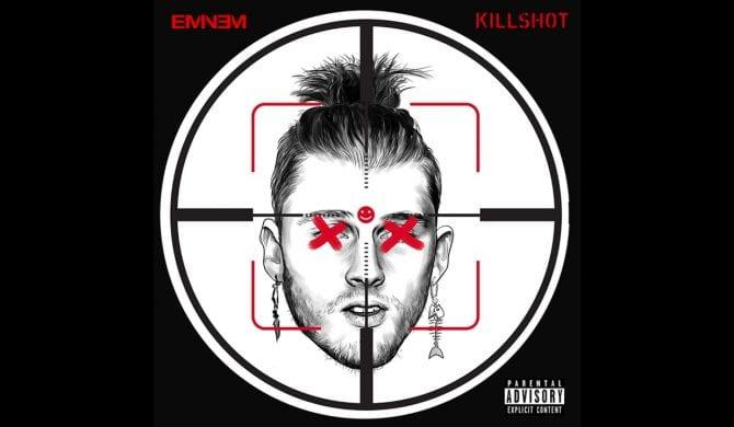 """""""Killshot"""" – Eminem dissuje Machine Guna Kelly'ego"""