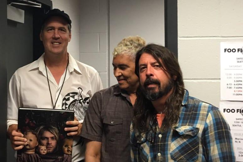Nirvana wróciła na jeden wieczór (wideo)