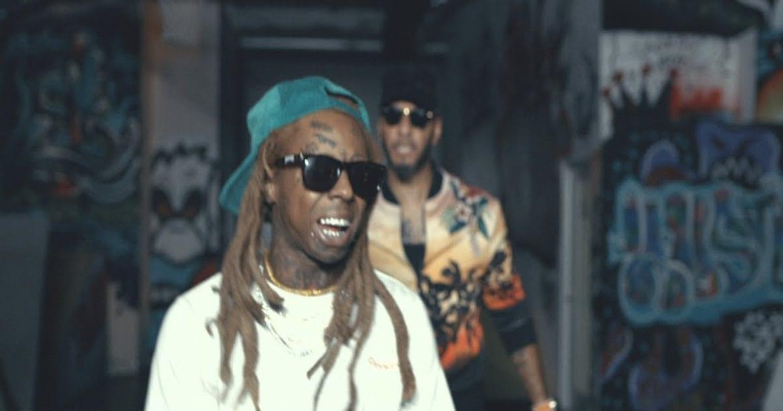 Lil Wayne w nowym utworze i klipie Swizz Beatza