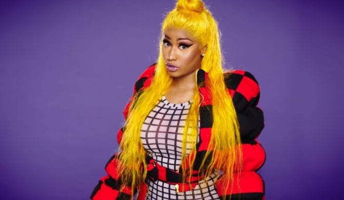 Nicki Minaj z klipem do remake'u kawałka Notoriousa B.I.G.