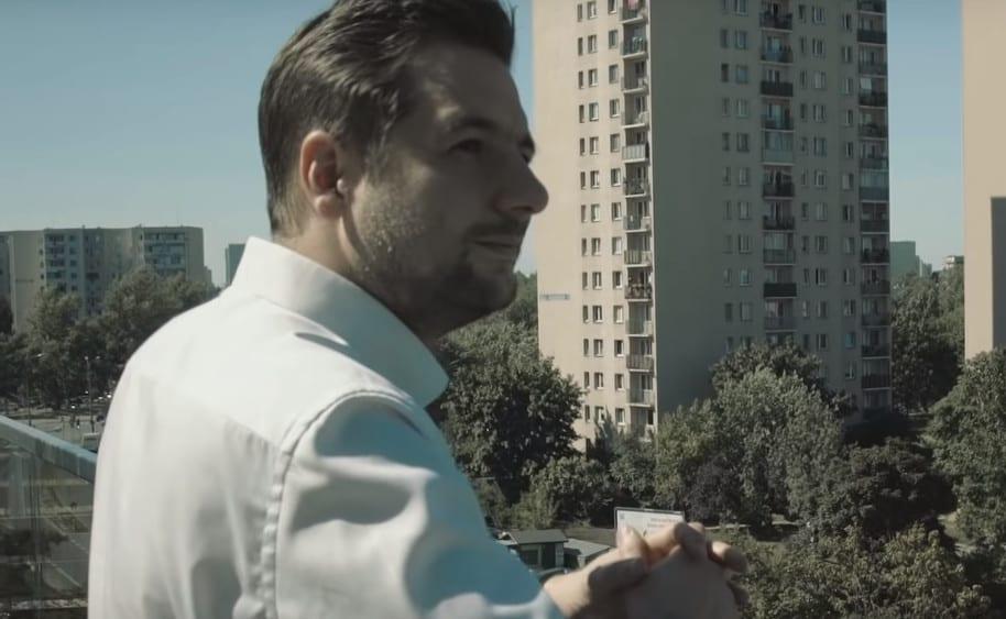 Patryk Jaki wystąpił w rapowym klipie