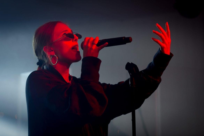 Xxanaxx na zdjęciach z koncertu w Warszawie