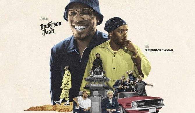 "Anderson .Paak i Kendrick Lamar łączą siły w ""Tints"""
