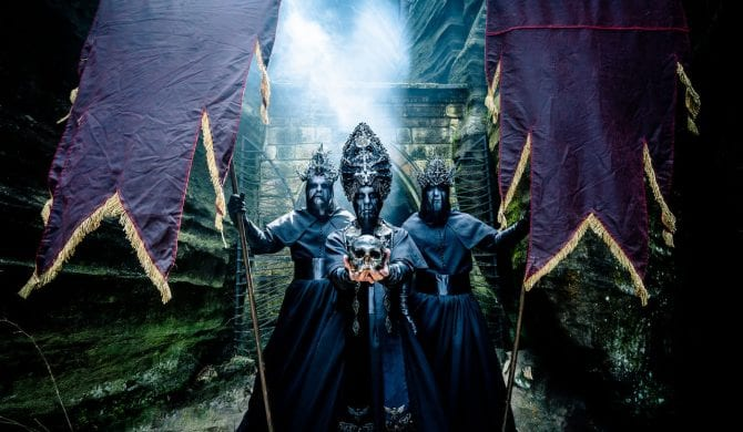 Behemoth zagra koncert w polskim kościele. Grupa zaprosiła kapitalny support