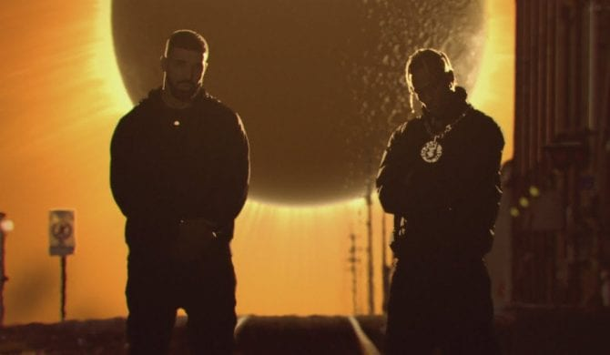 Travis Scott i Drake w klipie do wspólnego kawałka