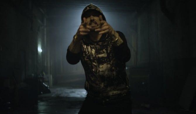 """Eminem zaprezentował klip do """"Venoma"""""""