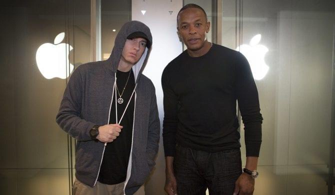 Doczekamy się nowej muzyki Eminema i Dr. Dre?