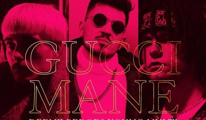 """Deemz, Bedoes i Young Multi prezentują """"Gucciego Mane'a"""""""