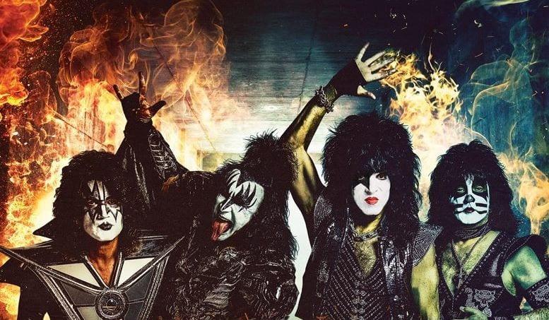 Kiss odwołali występ, wokalista trafił do szpitala