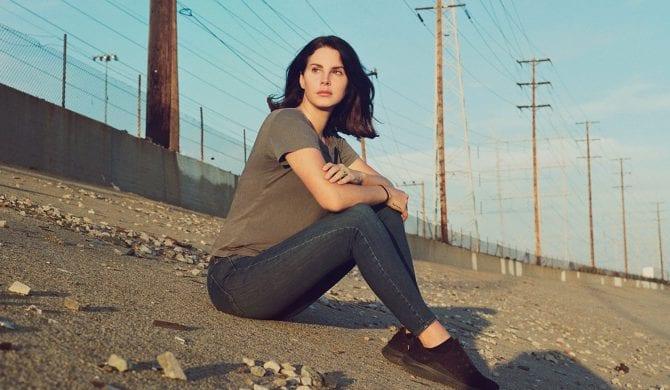 """Lana Del Rey prezentuje """"Doin' Time"""""""