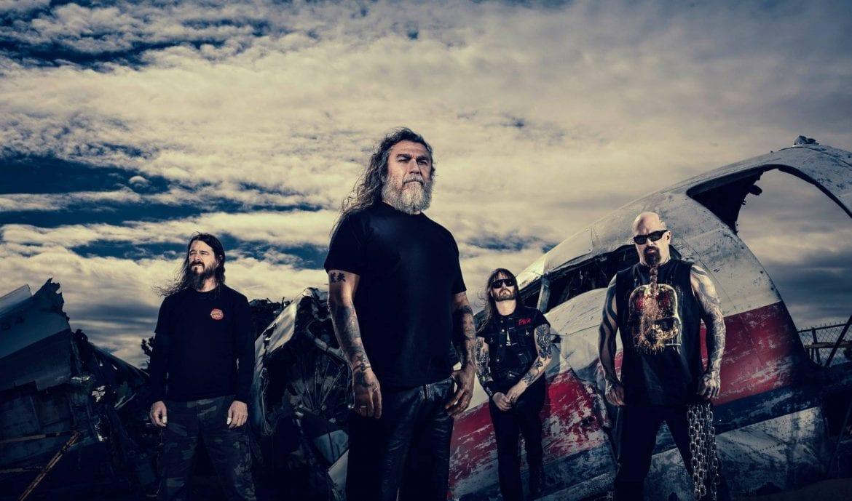 Poznaliśmy rozpiskę czasową koncertu Slayera
